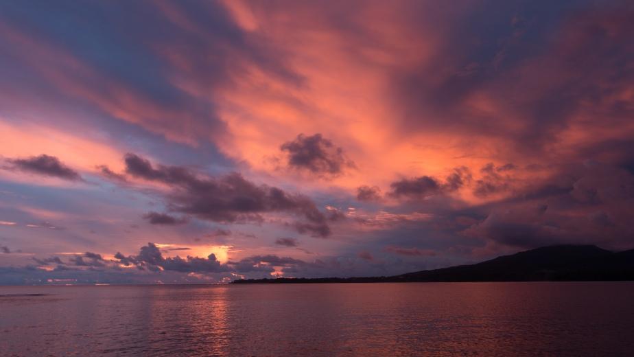 bilikiki-sunset